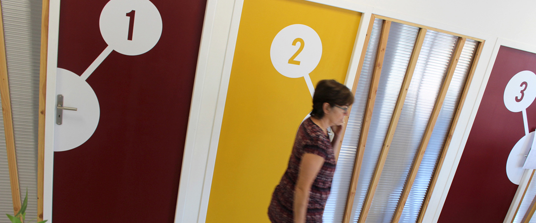 Le p le eco design agence de design responsable - Mission locale salon ...